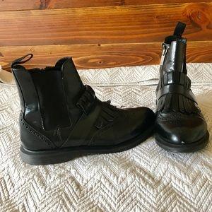 Doc half booties